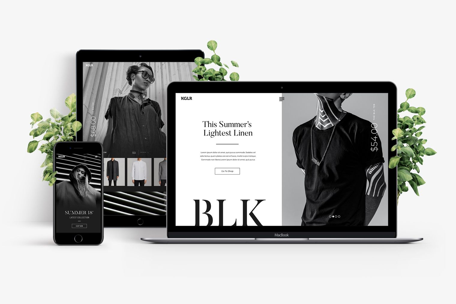 KGLR | Experience Design